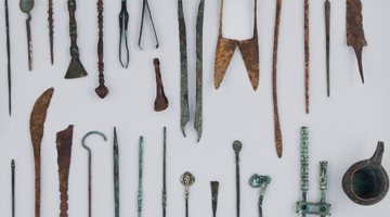 Healing the Body. Medical Instruments and Healing Practices from Late Antiquity to the Middle Ages