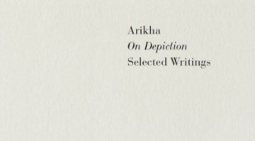 On Depiction. Selected Writings - ENG
