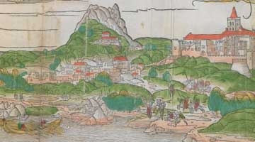 Travels in Greece (15th-19th c.): Benaki Museum - The E. Finopoulos Collection