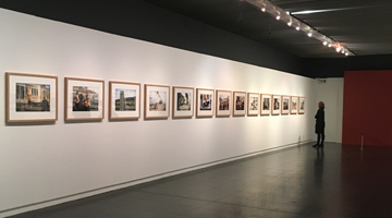 "Guided tours to the exhibition ""George Tatakis - Michael Pappas: Ethos. Another side of Greece"""