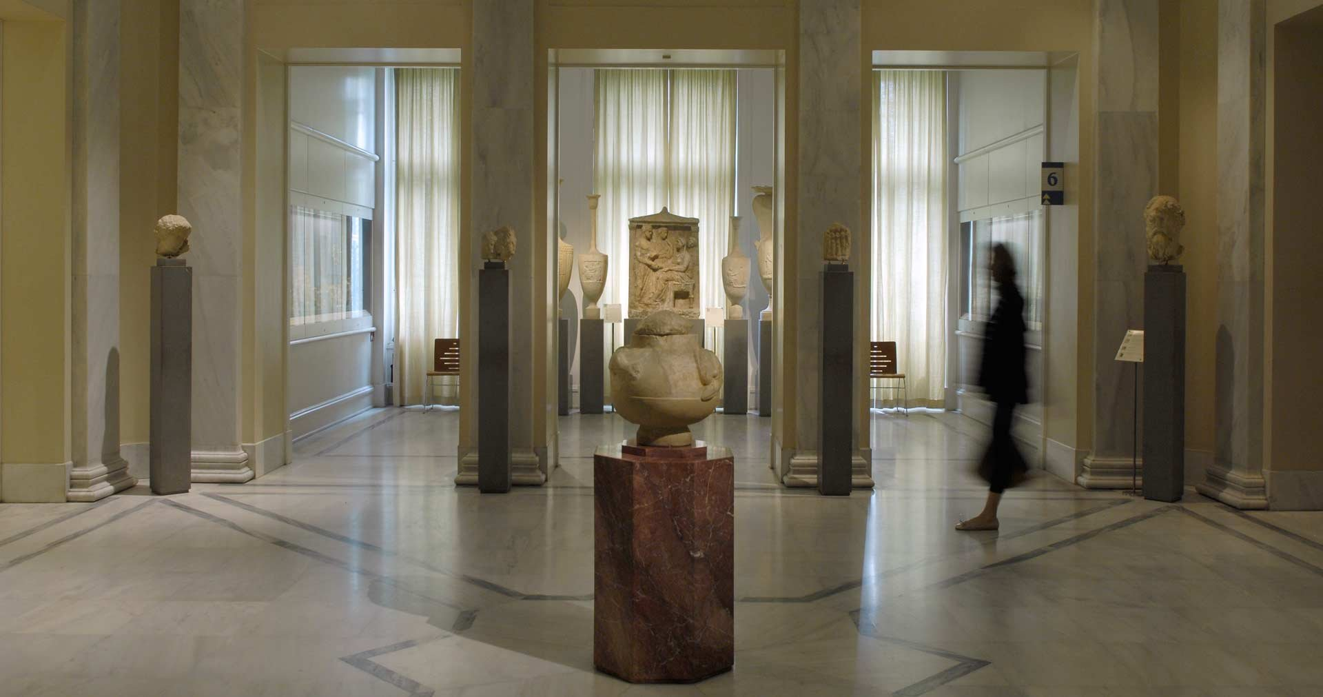 MUSEUM OF GREEK CULTURE - Benaki Museum
