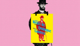 The New 'Salon des Cent'. International Poster Exhibition:</br>Hommage to Toulouse-Lautrec