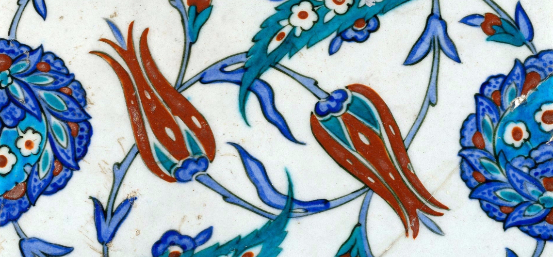 Iznik:</br>A Fascination with Ceramics