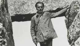 "NIKOS KAZANTZAKIS the Eternal World-roamer: His ""ODYSSEY"""
