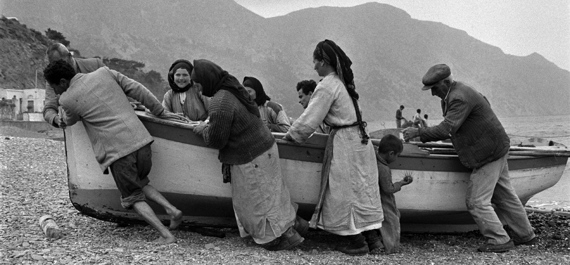 Greek Seas. A photographic journey in time