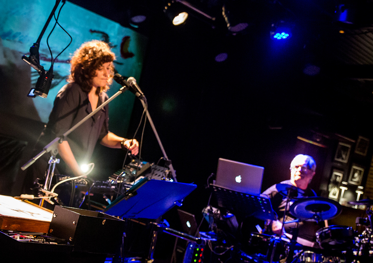 Jazztronica meets Soloup