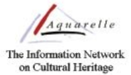 Πρόγραμμα Aquarelle-TELEMATICS: Sharing Cultural Heritage through Multimedia Telematics (1996-1998)