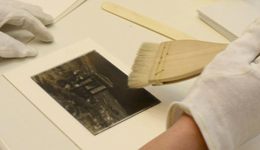 PHOTOGRAPHS CONSERVATION